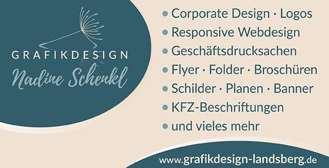 Grafikdesign, Webdesign Nadine Schenkl